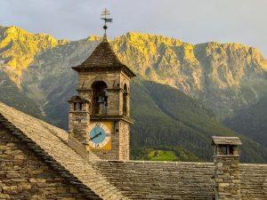 Wandern im Tessin: auf den Monte di Comino