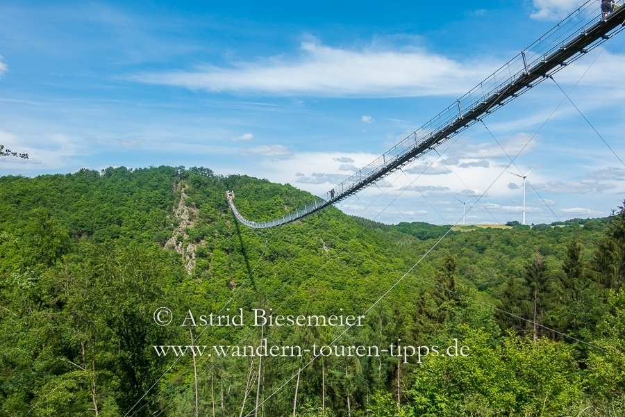 Hunsrück wandern und Geierlay-Hängebrücke entdecken