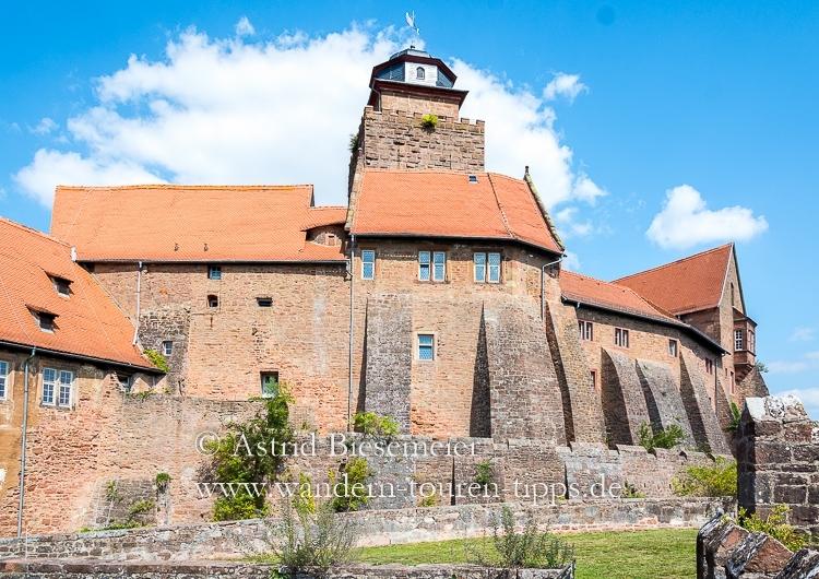Durch die Märchenschlucht zur Burg Breuberg wandern