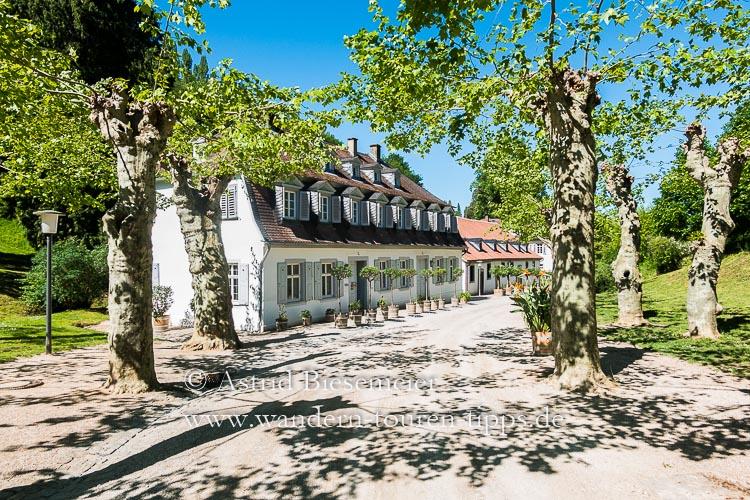 Odenwald wandern: durchs Fürstenlager auf einer Rundwanderung