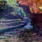 Seltenbachschlucht-Wanderung zu den Eicheln des Zeus